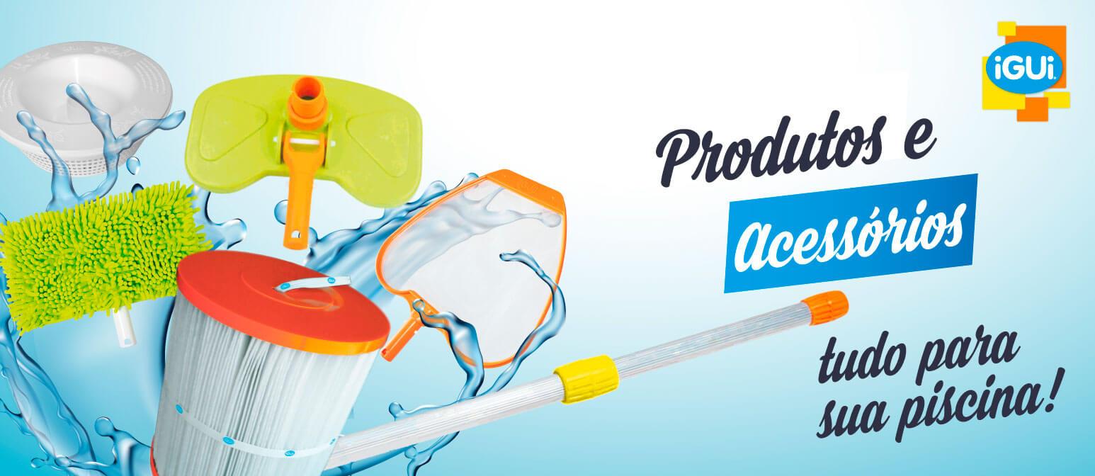 iGUi TRATABEM - Produtos e Acessórios para sua piscina