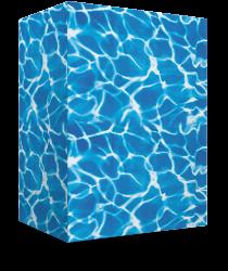 Vinil para piscina Reflexo